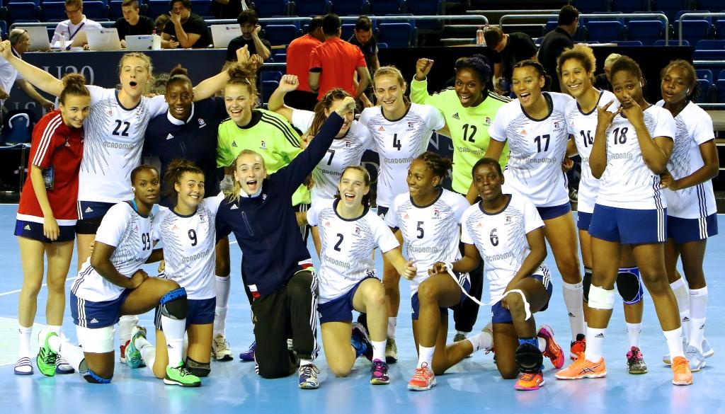 La France U20 et Claire Vautier sont 7è du Mondial