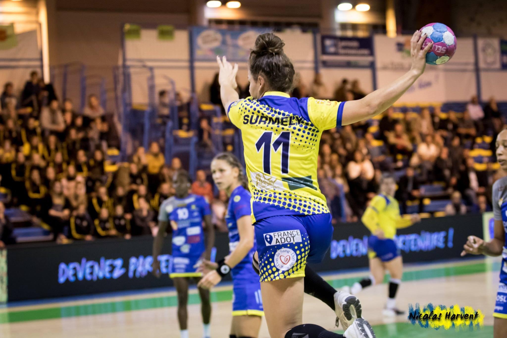 Le HBCSA-PH vise une première victoire contre Dijon !