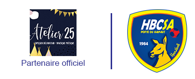 L'Atelier 25 est partenaire du HBCSA-PH