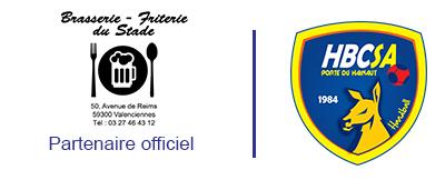 La Brasserie du Stade signe avec le HBCSA-PH