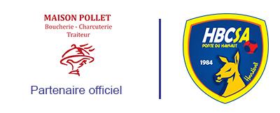 La Maison Pollet devient partenaire du HBCSA-PH !