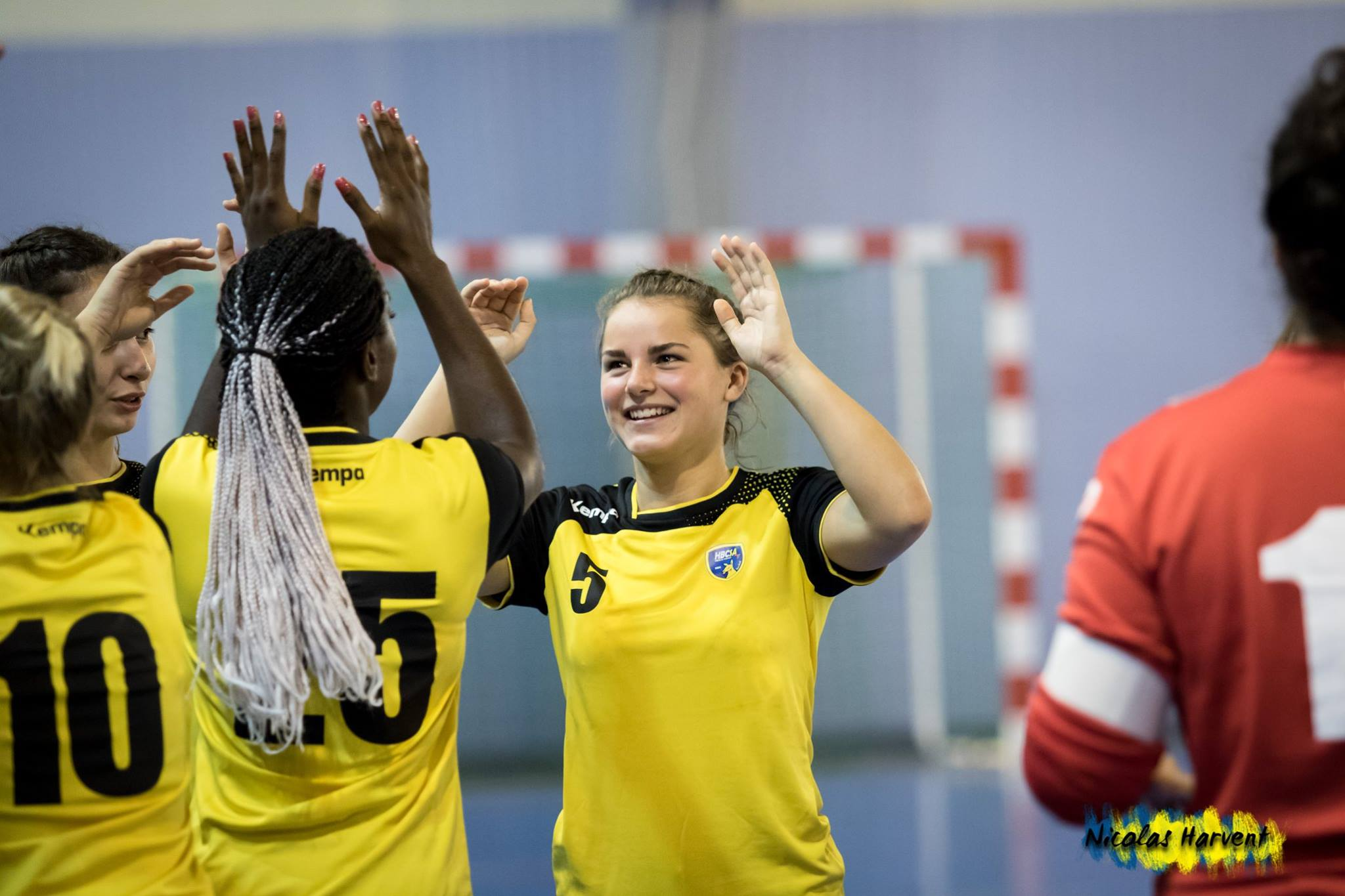 Florine Denays sélectionnée avec la Belgique U19 !