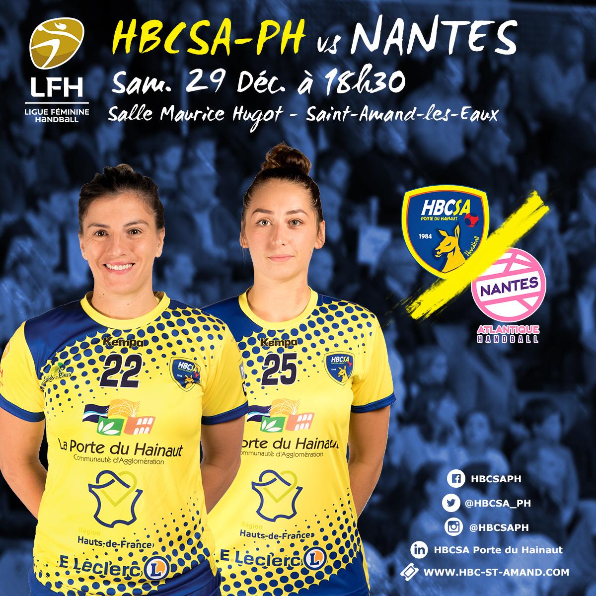 Gagnez 2 x 2 places pour le match contre Nantes