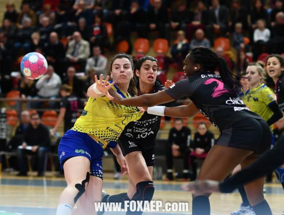 Le HBCSA-PH est défait à Dijon  après un match serré !