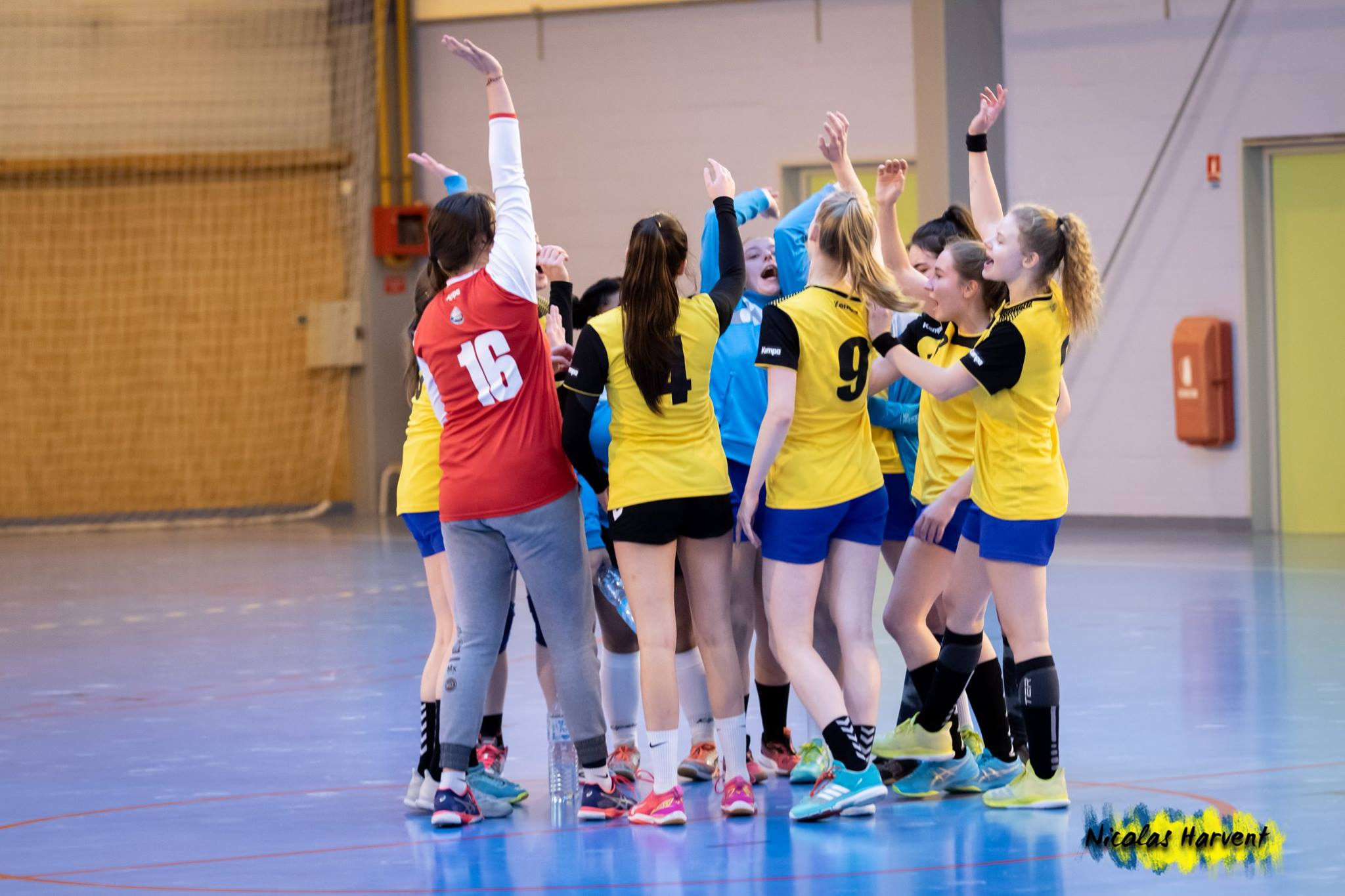 5è victoire en Challenge de France U18 !