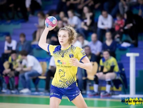 Claire Vautier est convoquée avec l'Équipe de France !