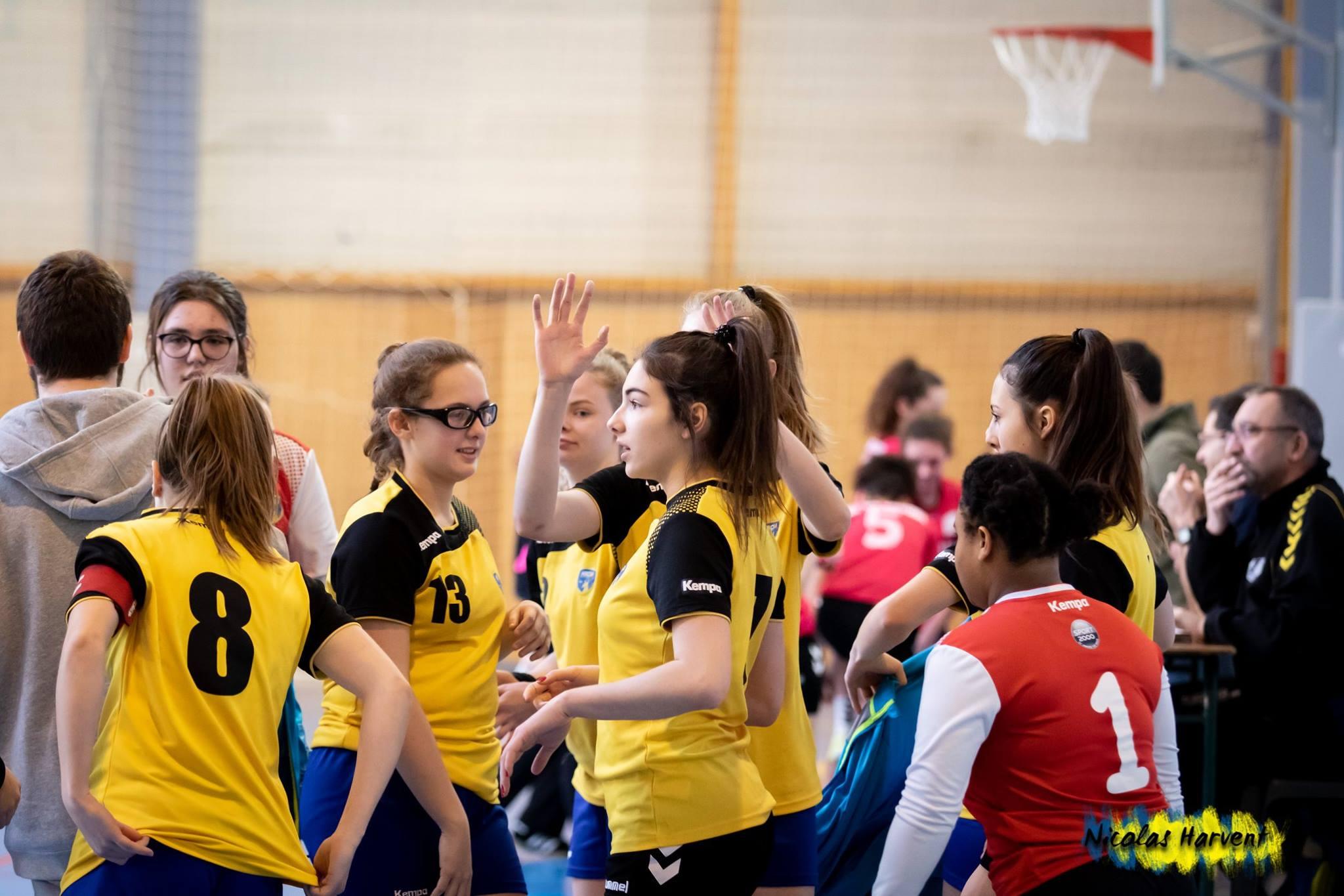 Deuxième défaite en Challenge de France pour les U18F