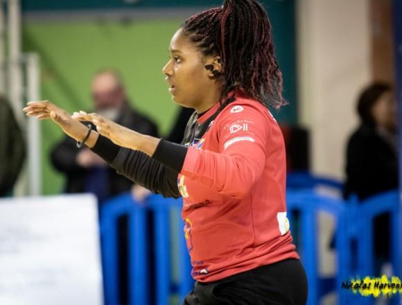 Laetitia Saibou en stage avec la Guinée !