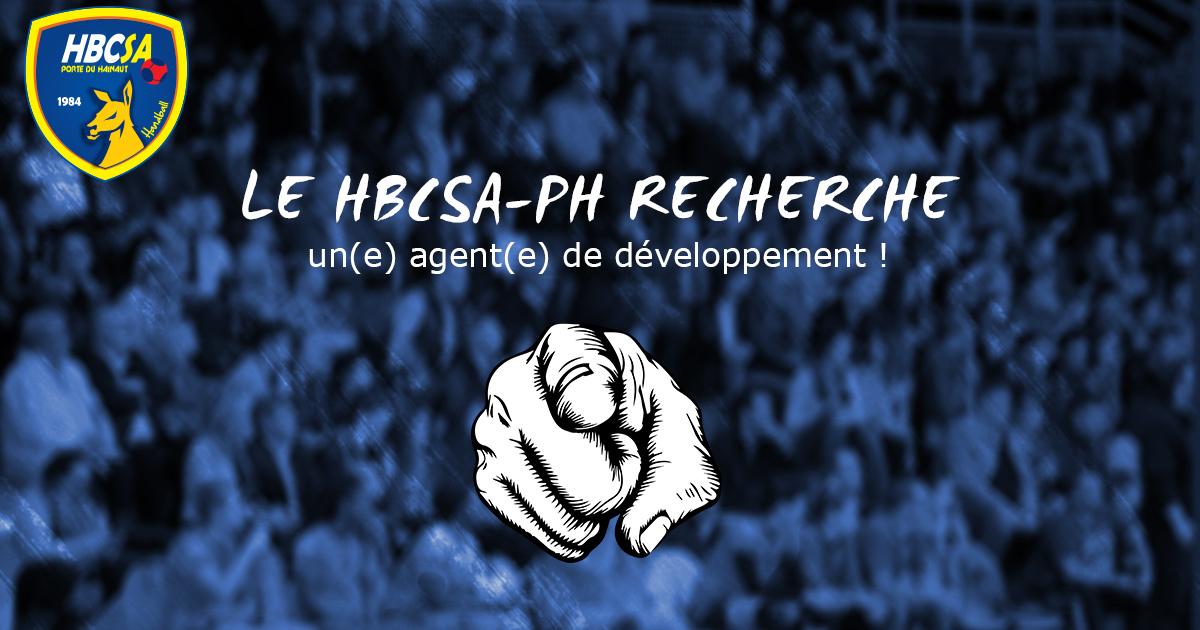 Le HBCSA-PH recherche un(e) agent(e) de développement