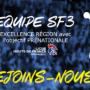 Rejoins les Séniors filles 3 en Excellence Région !