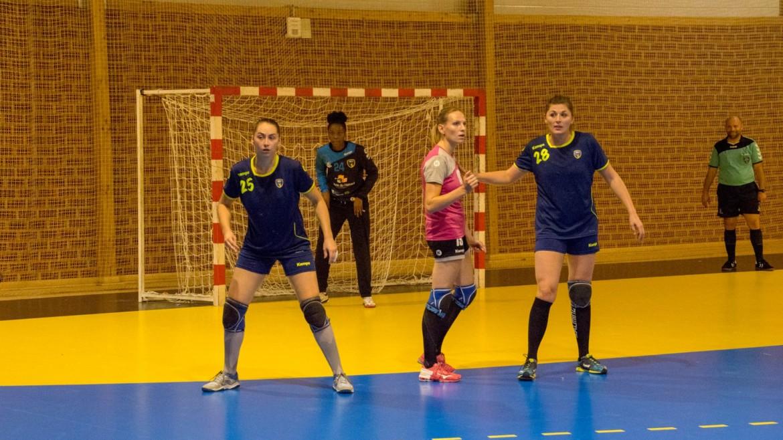Le Saint-Amand Handball commence à Saint-Grégoire Rennes !