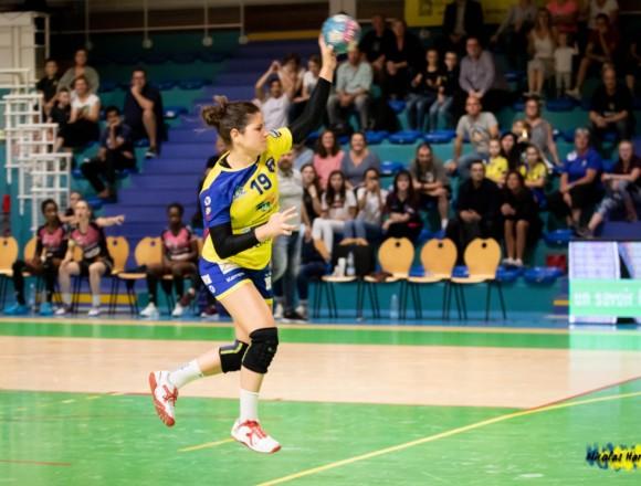 Le Saint-Amand Handball remporte le derby !