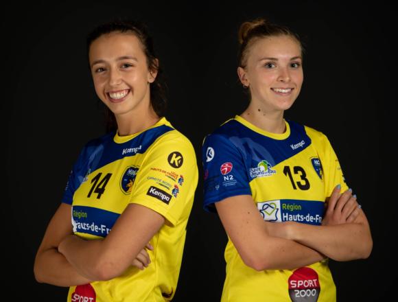 Maureen Gayet et Emma Buchet sélectionnées au RIG !