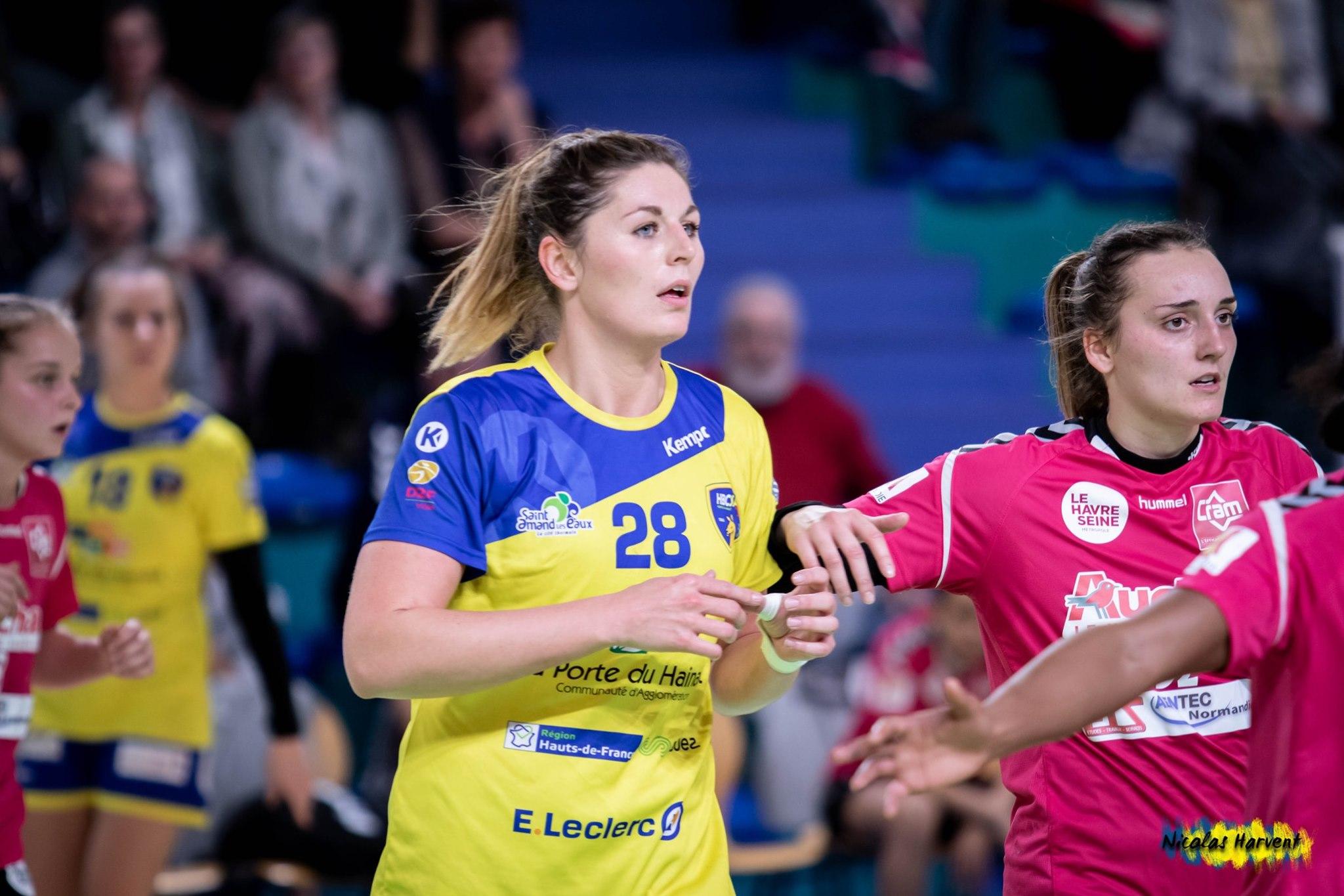 Le Saint-Amand Handball se qualifie en 16è !