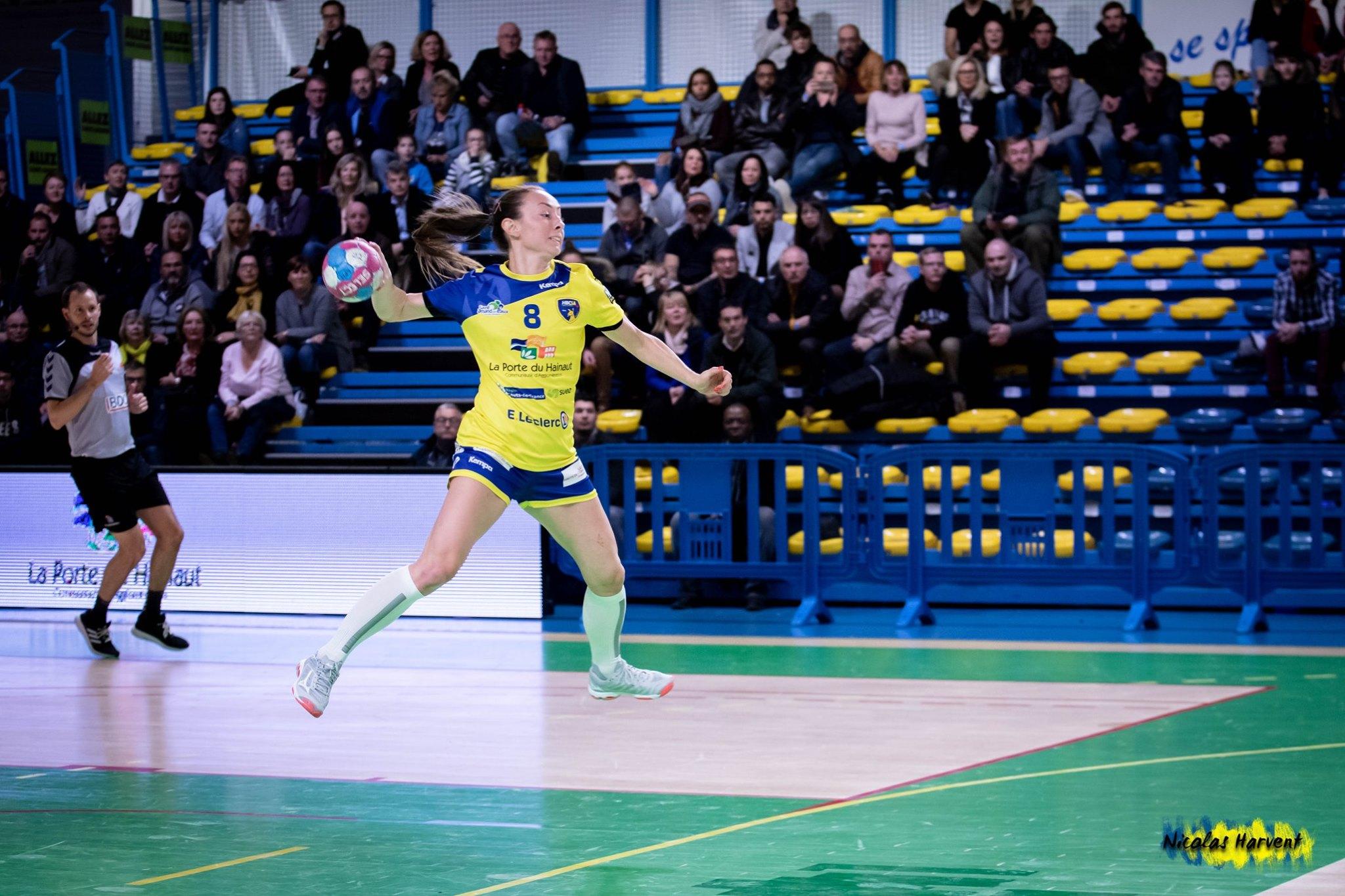 Nouvelle victoire pour le Saint-Amand Handball !