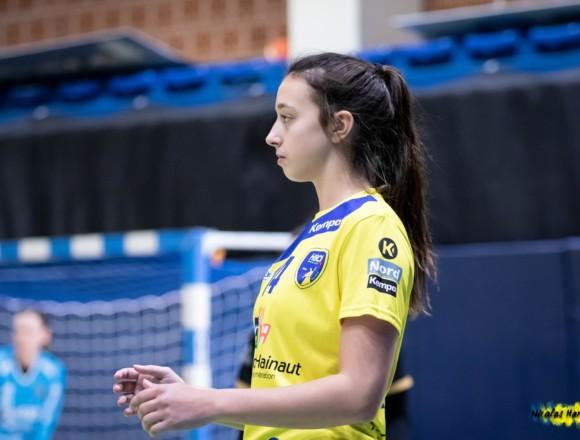 Maureen Gayet en Équipe de France U18 !