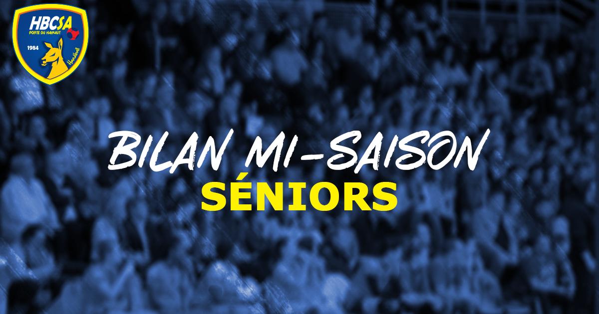 Bilan mi-saison 19/20 – Séniors