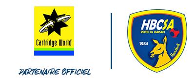 Le Saint-Amand Handball signe un partenariat avec Cartridge World