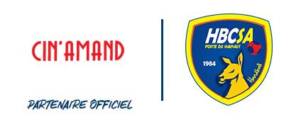 Cin'Amand toujours aux côtés du Saint-Amand Handball