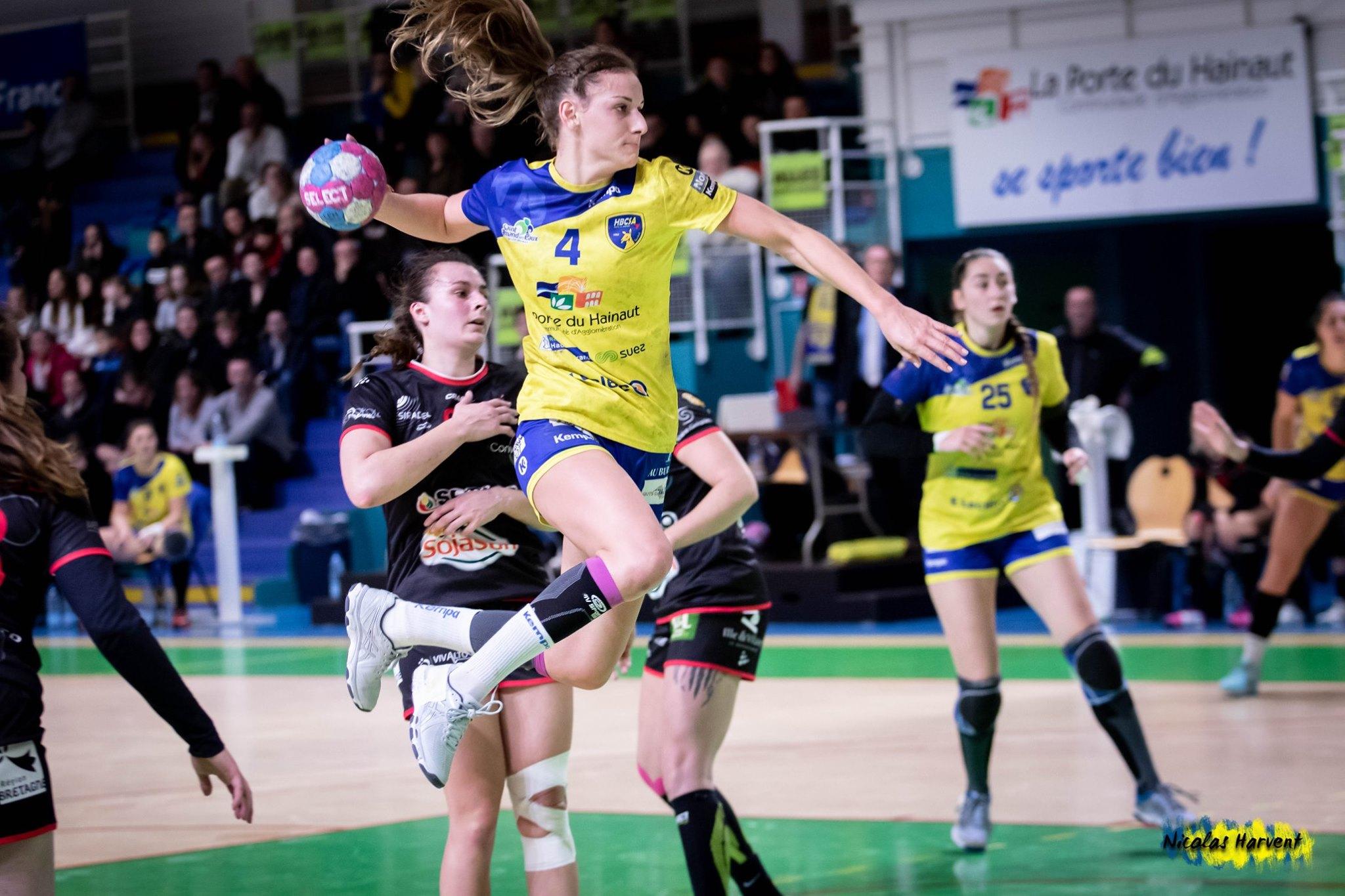Choc au sommet pour le Saint-Amand Handball !