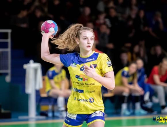 Claire Vautier quittera le Saint-Amand Handball en fin de saison !