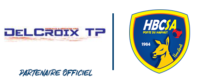 Delcroix TP continue avec le Saint-Amand Handball