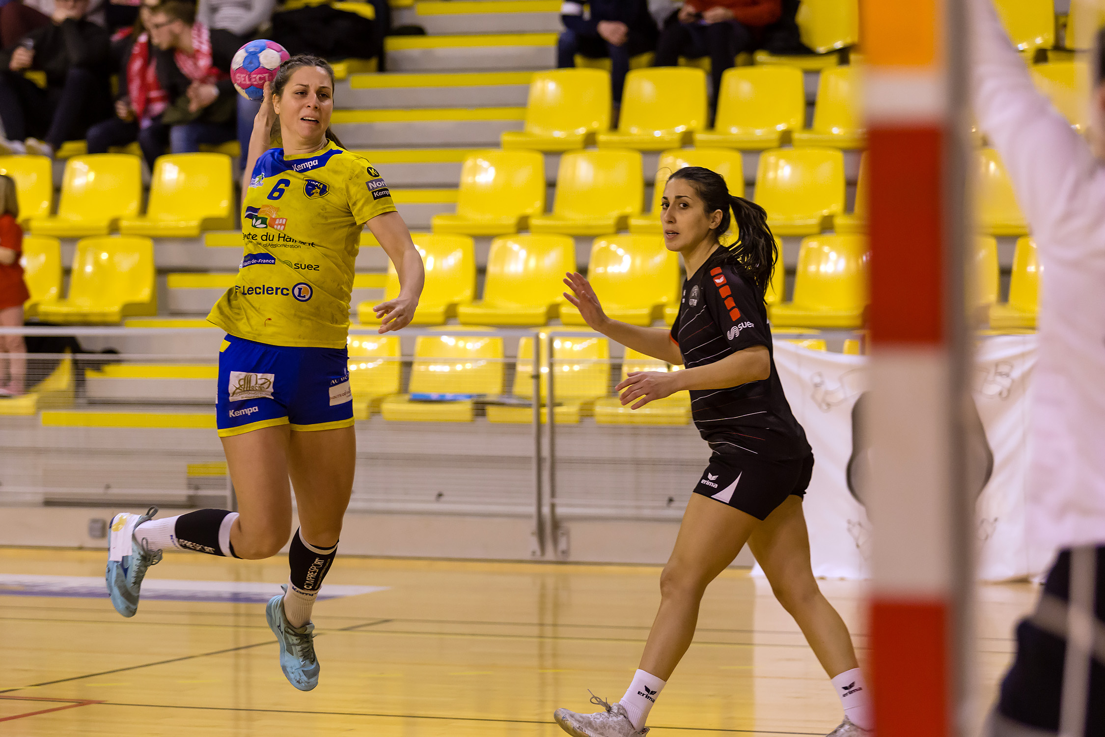 Le Saint-Amand Handball ramène les 3 points d'Achenheim !