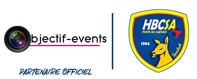 Objectif-events avec le Saint-Amand Handball
