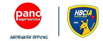 Les experts en signalétique soutiennent le Saint-Amand Handball