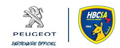 Peugeot soutient le Saint-Amand Handball