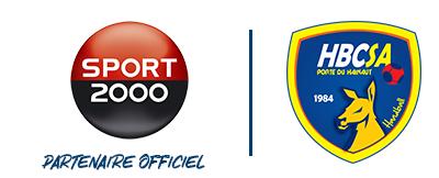 Sport 2000 & le Saint-Amand Handball : ça matche !