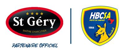 Saint Géry soutient le Saint-Amand Handball Porte du Hainaut