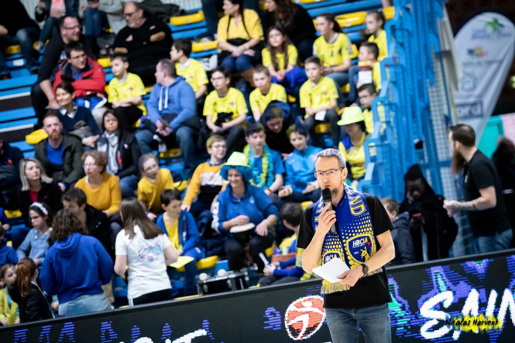 Les stats de la saison du Saint-Amand Handball
