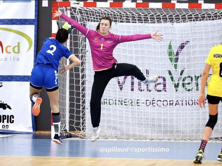 Marie Heranval sera amandinoise la saison prochaine !