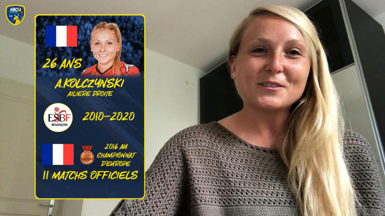 Recrue Challenge – Épisode III avec Amanda Kolczynski