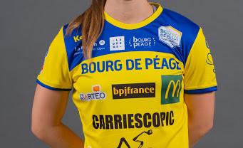 Manon Pellerin rejoint le Saint-Amand Handball la saison prochaine !