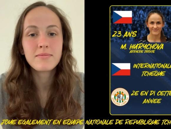 Recrue Challenge – Épisode IV avec Markéta Hurychová
