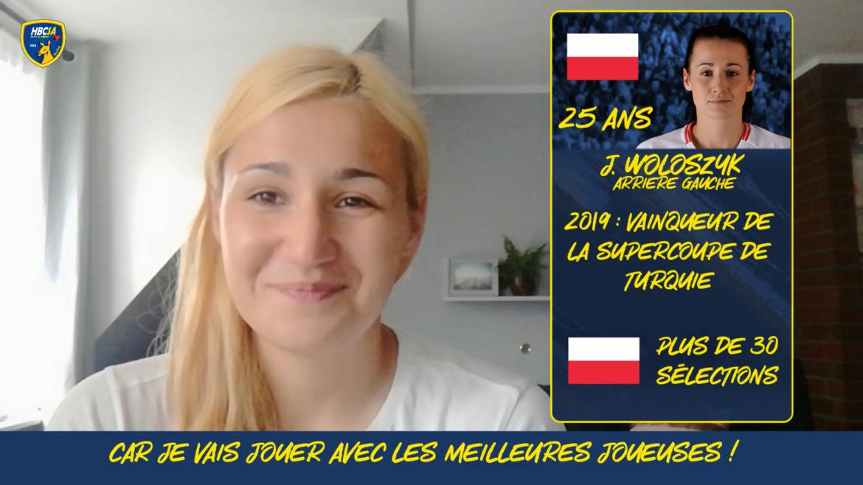 Recrue Challenge – Épisode VII avec Joanna Wołoszyk