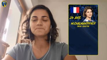 Recrue Challenge – Épisode I avec Maëlle Chalmandrier !
